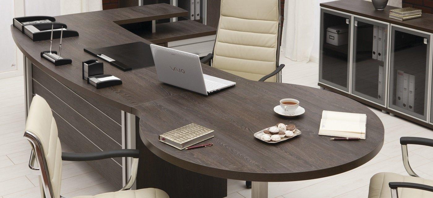 Офисная мебель из ЛДСП 1