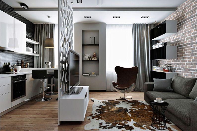 дизайн квартиры 3
