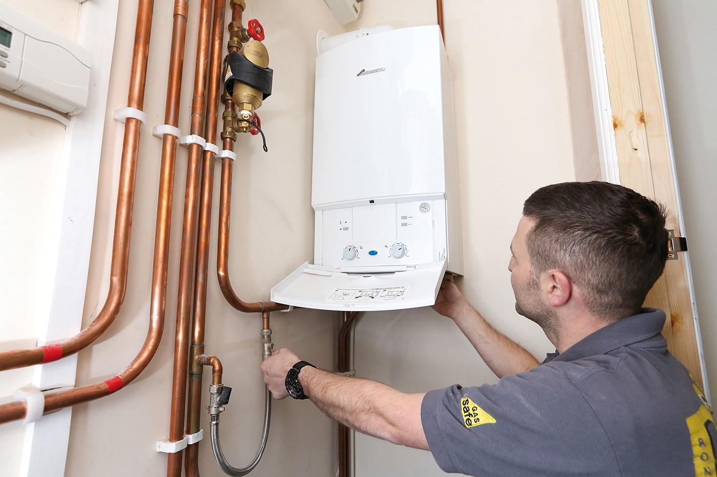 Промывка системы отопления дома