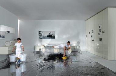 затопление квартиры 1