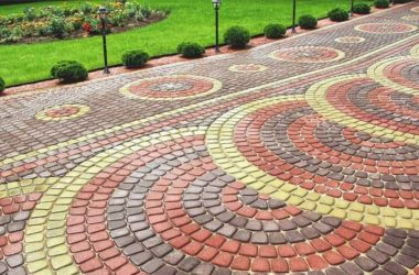 добавки для тротуарной плитки
