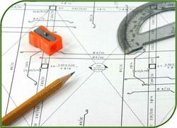 Архитектурное бюро в работе