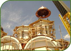 Храм собираются построить на ул. Маршала Кожедуба