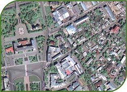 Плотность застройки в столичном ЦАО ниже в 2 раза, чем в Париже