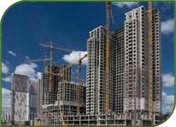 Примерно 800 тысяч метров жилья планируют построить до 2016 года в Люберцах