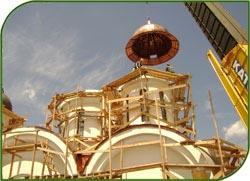 Строительство Храма и Духовно-культурного центра в Париже будет закончено к 2016 году