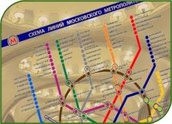 Торговые центры by Московское метро