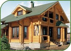 В русской архитектуре необходимо больше использовать лес