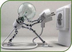 Защита абонентского оборудования от перенапряжений.